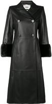 Fendi perfectly tiffed coat