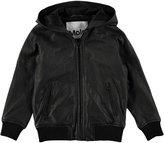 Molo Boy's Hector Leather Jacket