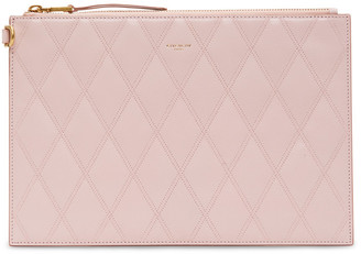 Givenchy Pink Medium Quilted Pouch