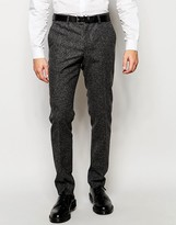 Minimum Trousers With Flecking