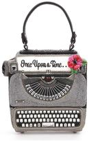 Mary Frances Just My Type Handbag