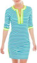 Gretchen Scott Bright Stripe Dress