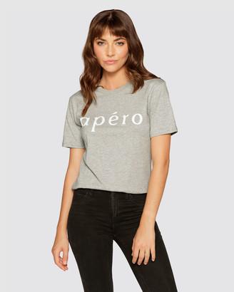 Apero Label Apero Printed T-Shirt