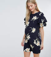 Queen Bee Floral Printed Shift Dress