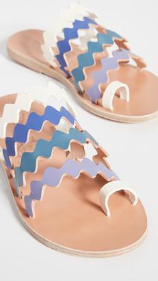Ancient Greek Sandals x Le Sirenuse Positano Niki Onda Sandals