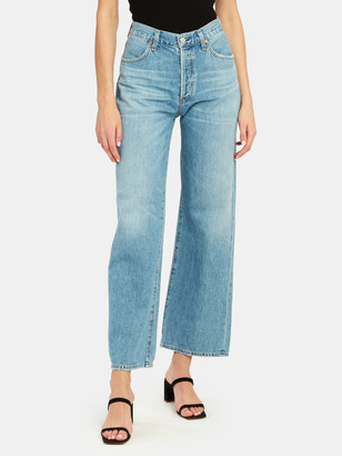Citizens of Humanity Flavie High Rise Trouser Jeans