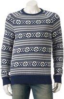 Men's Urban Pipeline® Fairisle Crew Sweater