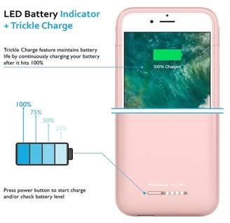 PRESS PLAY MFi Nero Battery iPhone 8 Plus/7 Plus Case - Rose Gold