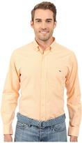 Vineyard Vines Topsail Gingham Slim Tucker Shirt