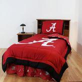 Alabama Crimson Tide Reversible Comforter Set - Queen