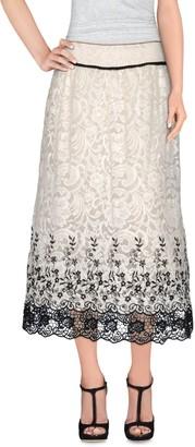 Soallure 3/4 length skirts