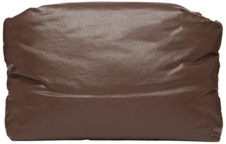 Kassl Editions Brown Oil Clutch