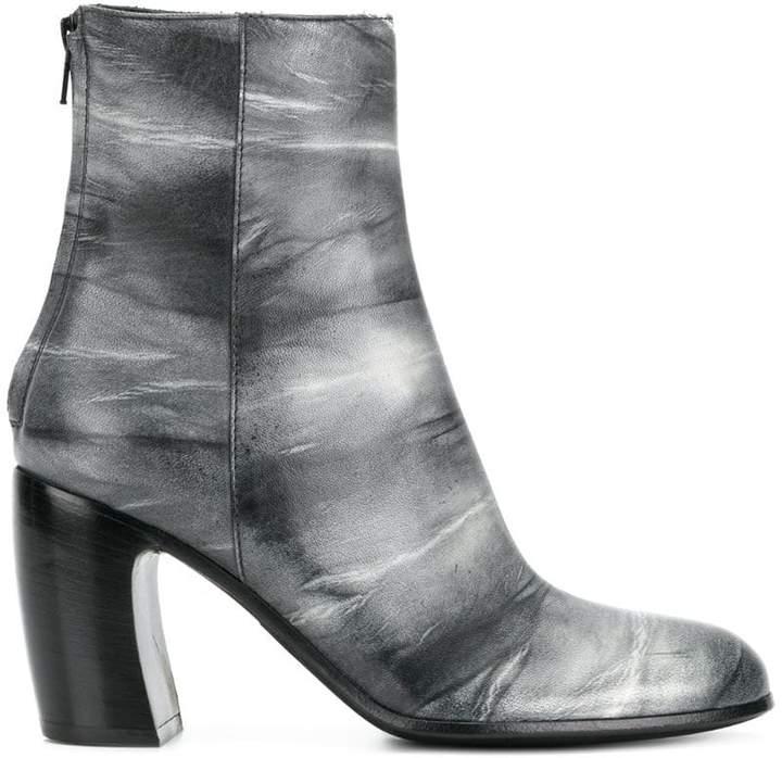 Ann Demeulemeester Stewart boots
