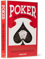 Assouline Poker: The Ultimate Book - Red