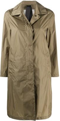 MACKINTOSH Dunkeld single-breasted raincoat