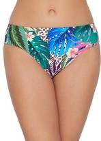 Sunsets Island Safari Basic Bikini Bottom