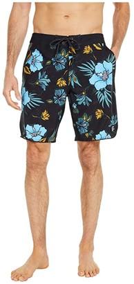 O'Neill Foundation Cruzer Boardshorts (Black) Men's Swimwear