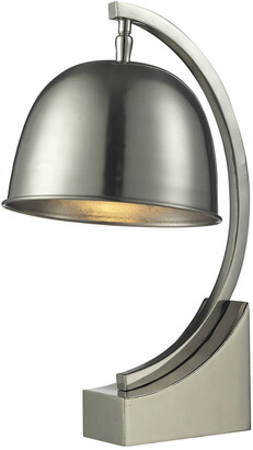 Springdale By Dale Tiffany Springdale 16In Mulisa Metal Desk Lamp