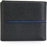 Tod's stripe detail wallet