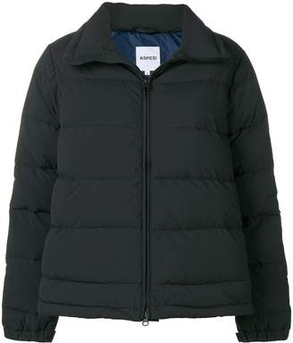 Aspesi full-zip down jacket