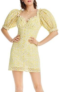 Sally Wu Designs Lini Gracie Eyelet Dress - 100% Exclusive