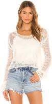 Wildfox Couture Phoenix Crochet Sweater