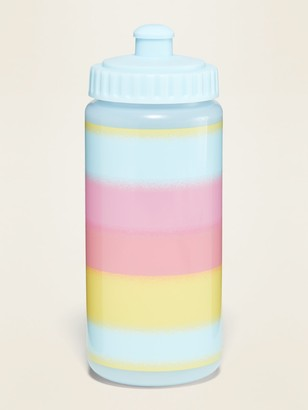Old Navy Plastic Squeeze Water Bottle for Girls