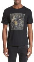 The Kooples Men's Silkscreen Finish T-Shirt