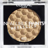 L'Oreal Infallible Paints Eyeshadow Metallics