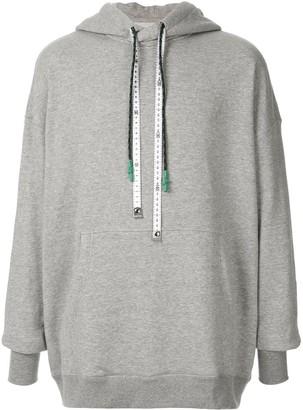 Puma Maison Yasuhiro measuring tape hoodie