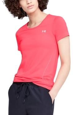 Under Armour Women's Seamless T-Shirt