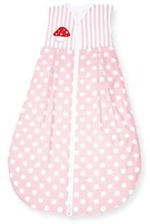 Pinolino Sleeping Bag winter 'Glückspilz pink' 90cm