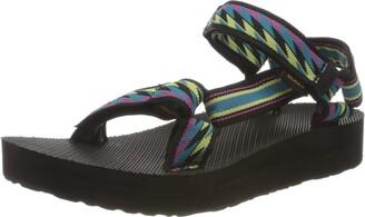 Teva Women's Ankle Strap Wedge Sandal