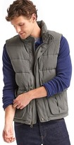 Gap ColdControl Max heavyweight puffer vest