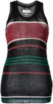 Etoile Isabel Marant loose knit tank top - women - Polyester/Viscose - 38