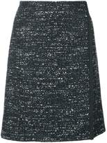 ADAM by Adam Lippes mini wrap skirt