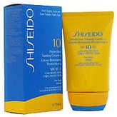 Shiseido Unisex Skincare Protective Tanning Cream N SPF 10 50.15 ml Skincare