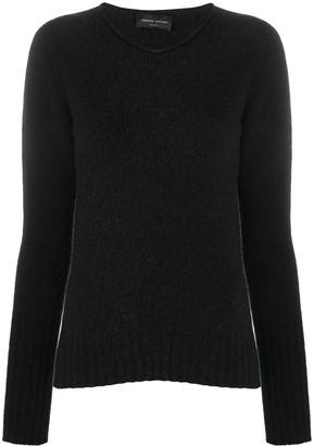 Roberto Collina Raw-Neck Sweater