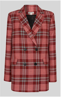 Whistles Double Breasted Blazer