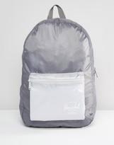 Herschel Supply Co Packable Backpack In Lightweight Ripstop Fabric 24l
