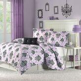 Bed Bath & Beyond Katelyn Comforter Set in Purple