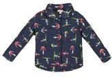 Margherita Toddler Girl's Stretching Print Puffer Jacket