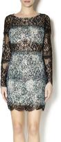 B.ella Crystal Lace Cocktail Dress