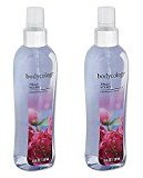 Bodycology Truly Yours by Fragrance Mist Spray 8 oz (2 pack)