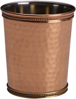 Mikasa Copper Hammered Mint Julep Cup