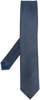 Brioni dotted pattern tie - men - Silk - One Size