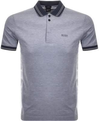 Boss Athleisure BOSS Athleisure Paule 2 Polo T Shirt Navy