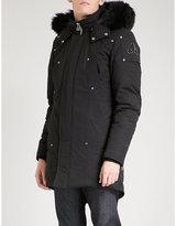 Moose Knuckles Humboldt Quilted Cotton-blend Parka Coat