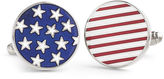 Johnston & Murphy Stars & Stripes Cufflinks