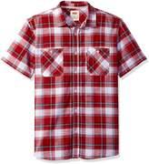 Levi's Men's Zaire Short Sleeve Woven Shirt